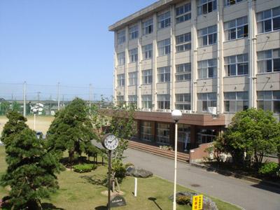 西新発田高等学校